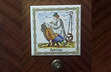 Puerta Clinica denta zubident
